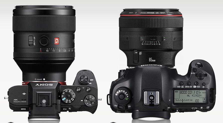 Debunking a myth: why Sony\'s full-frame mirrorless cameras aren\'t ...