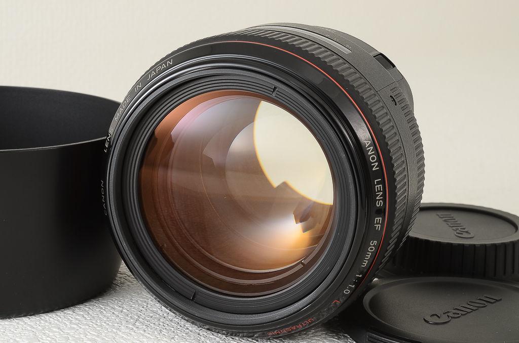 Ef 50mm F1.0L