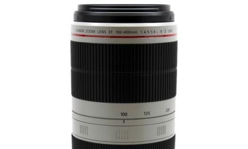 Canon EF 100-400mm F/4.5-5.6L IS II Deal – $1,699 (reg. $2,099)