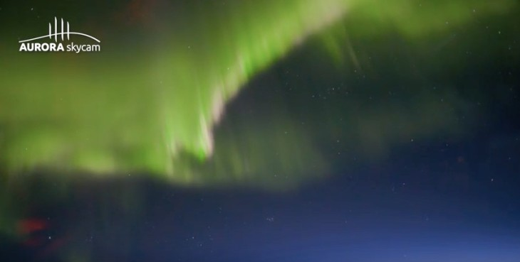 Shooting The Aurora Borealis Handheld With A 4M ISO Canon ME20F-SH Camera