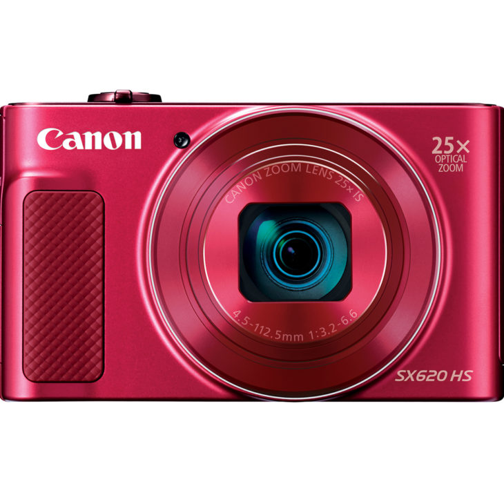 Powershot Sx620hs Red Front HiRes