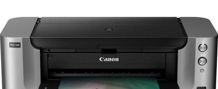 Canon PIXMA PRO-100 Professional Photo Printer Deal – $49 (and More Cool Stuff, B&H Photo)