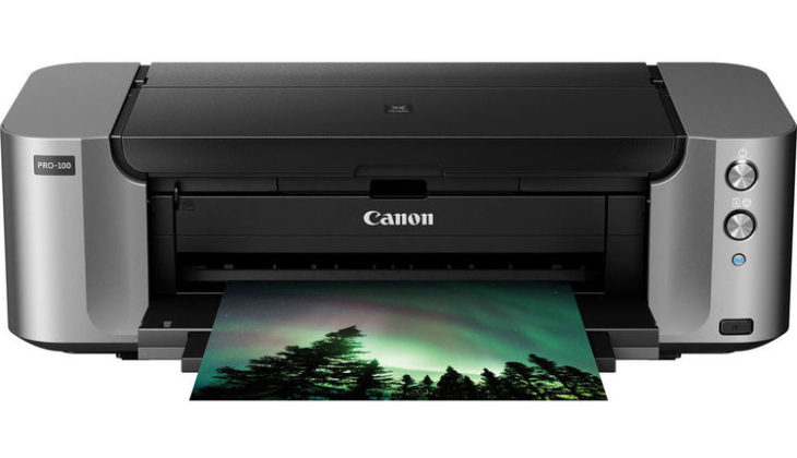 Canon PIXMA PRO-100 Professional Photo Printer Deal – $49 (and More Cool Stuff, B&H Photo)