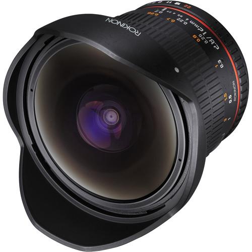 Rokinon 12mm F/2.8 ED AS IF NCS UMC