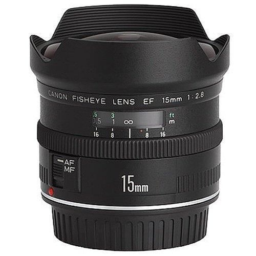 Canon 15mm f/2.8 fisheye
