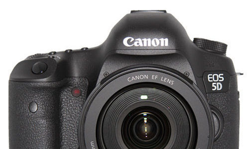 Canon EOS 5D Mark III With EF 24-105mm F4L IS Deal – $2,499 (reg. $3,099)