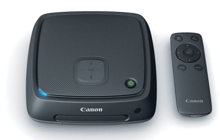 Browsing And Downloading Family Photos On Canon's Connect Station CS100 Device Just Got Easier With New Mobile Application