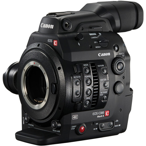 Canon C300 Mark II $4,000 Price Drop, Now At $11,999