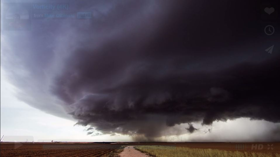 """""""Vorticity"""" Is A Jaw-dropping Tornado Time-lapse (shot With EOS 5Ds R)"""