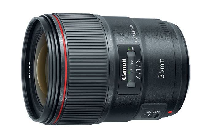 Canon EF 35mm F/1.4L II Review