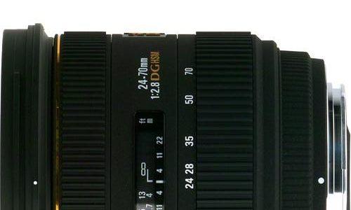 Sigma 24-70mm F/2.8