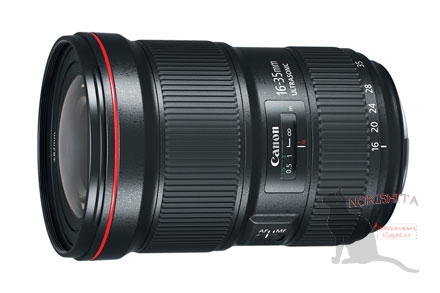 EF 16-35mm F2.8L