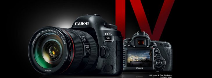 Canon EOS 5D Mark IV Added To DPReview Studio Scene Comparison