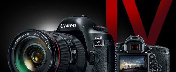 Canon EOS 5D Mark IV User Manual Available For Download