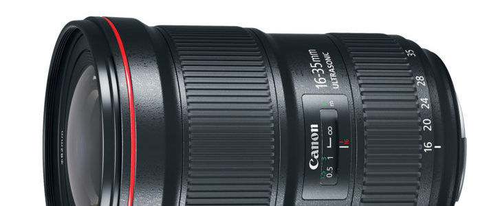 Canon EF 16-35mm F/2.8L III In Stock And Ready To Ship (USA, Germany And UK)