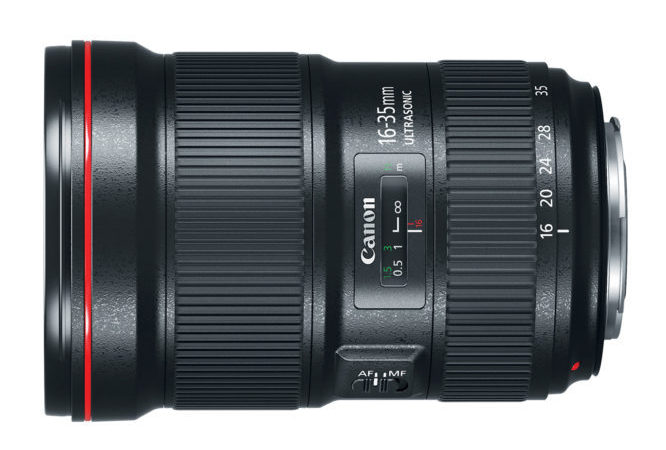 EF 16-35mm F/2.8 III