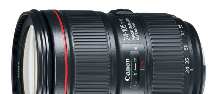 Canon EF 24-105mm F/4L IS II Review