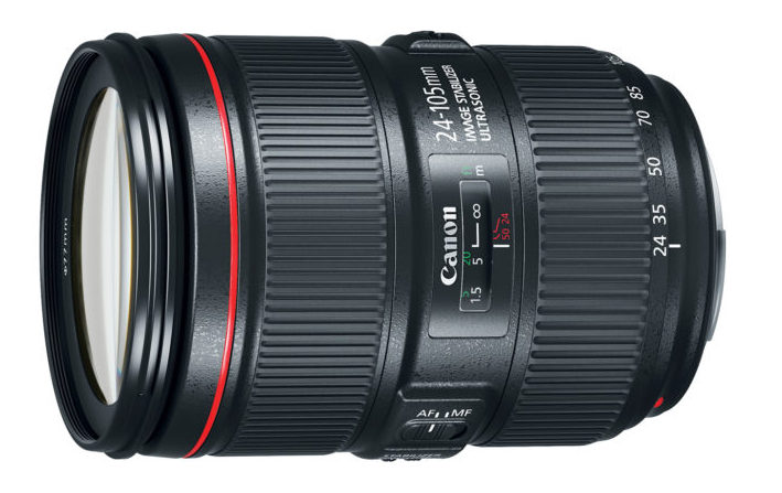 Canon EF 24-105mm F/4L IS II Firmware Update Released, Enhances Image Stabilisation On EOS 5D Mark IV