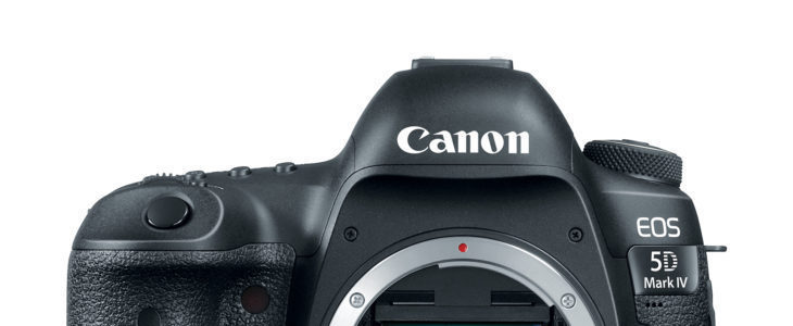 Canon EOS 5D Mark IV Deal – $2799 (reg. $3299, Refurbished From Canon)