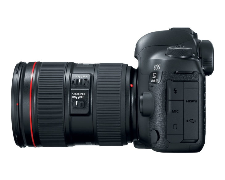 Adobe Lightroom will support Canon EOS 5D Mark IV Dual Pixel