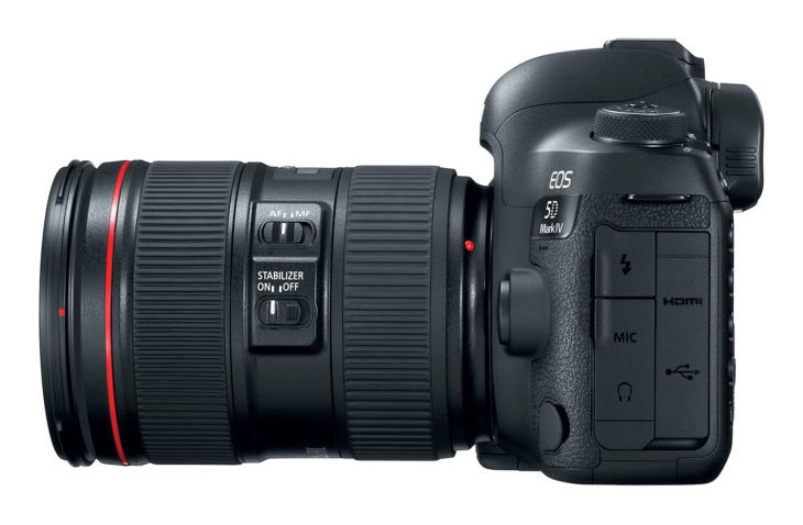 Adobe Lightroom Will Support Canon EOS 5D Mark IV Dual Pixel RAW