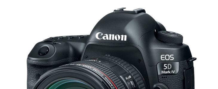 Canon EOS 5D Mark IV Body Only Option In Stock And Ready To Ship
