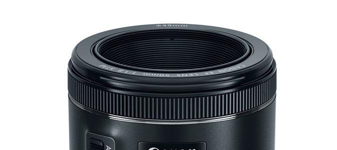 Canon EF 50mm F/1.8 STM Deal – $89.79 (refurbished, Reg. $125)