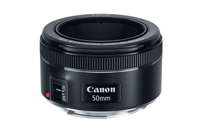 A New Canon 50mm Lens Out In The Field, Undergoing Tests?