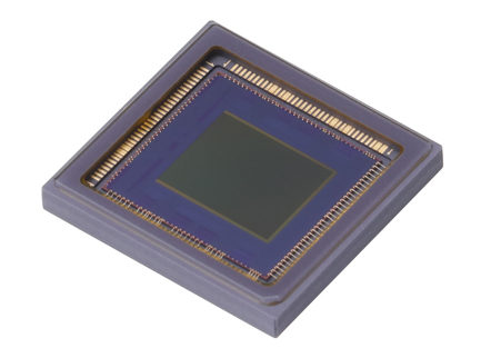Canon's newly developed sensor
