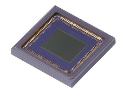 Canon's newly developed sensor