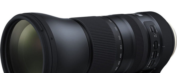 Tamron SP 150-600mm F/5-6.3 Di VC USD G2 Available For Pre-order At $1,399