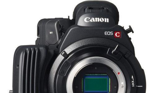 EOS C500