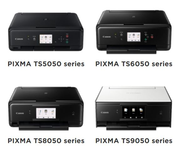 PIXMA TS9050