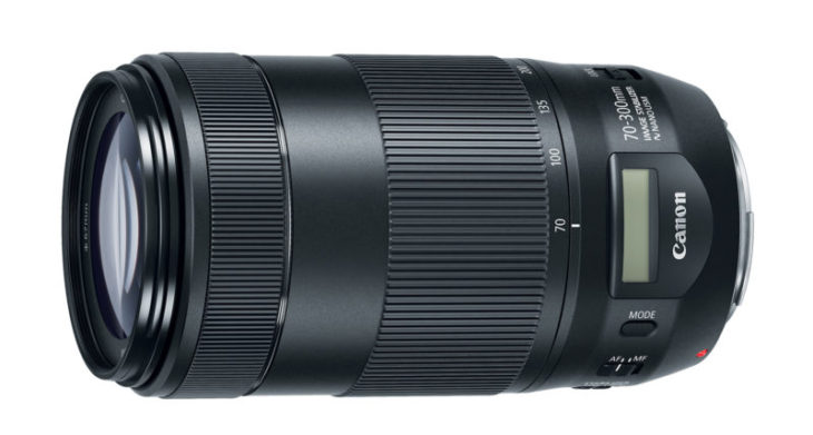 Canon EF 70-300mm F/4-5.6 IS II Review (impressive Performance, D. Abbott)