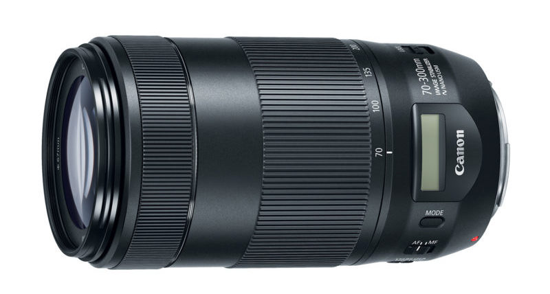 EF 70-300mm F/4-5.6 IS II
