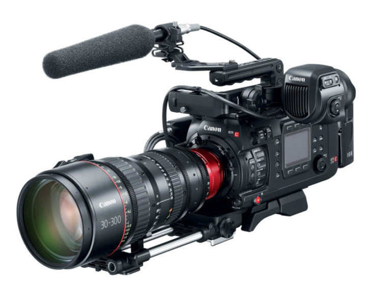 Canon EOS C700 On The Big Screen – One-Night Event In NYC With R. Carpenter And T. Stableford