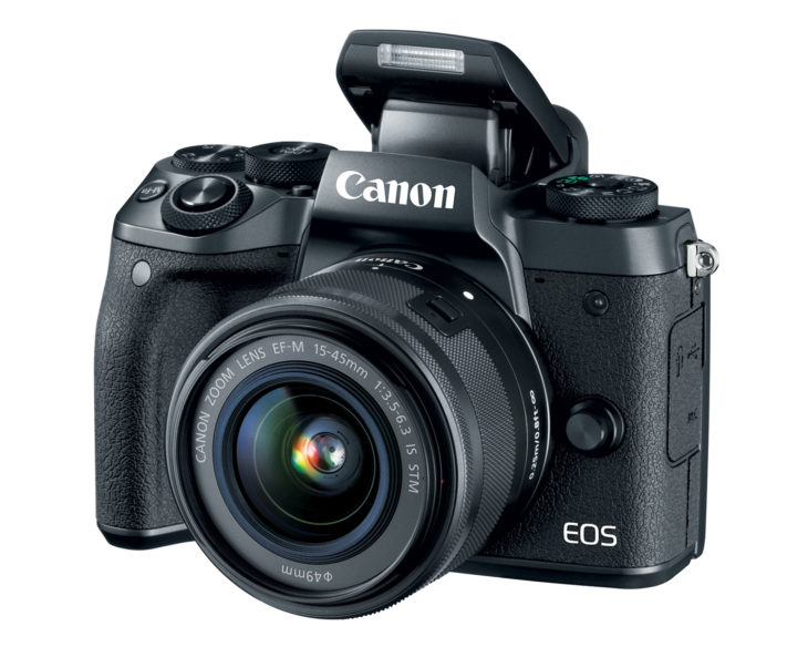 Canon Set To Announce The EOS M5 Mark II Ahead Of Photokina 2018? [CW3]