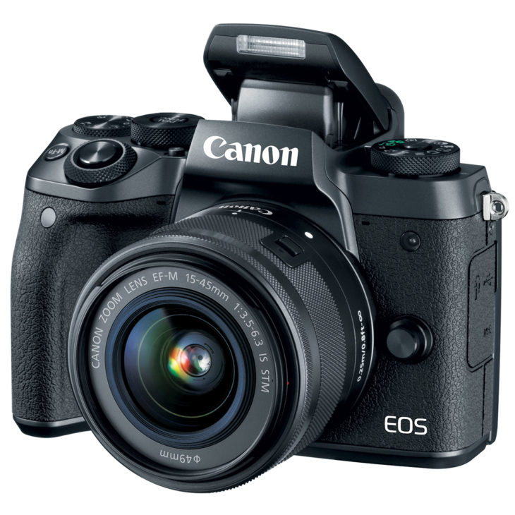 Canon Eos M5 Mark Ii