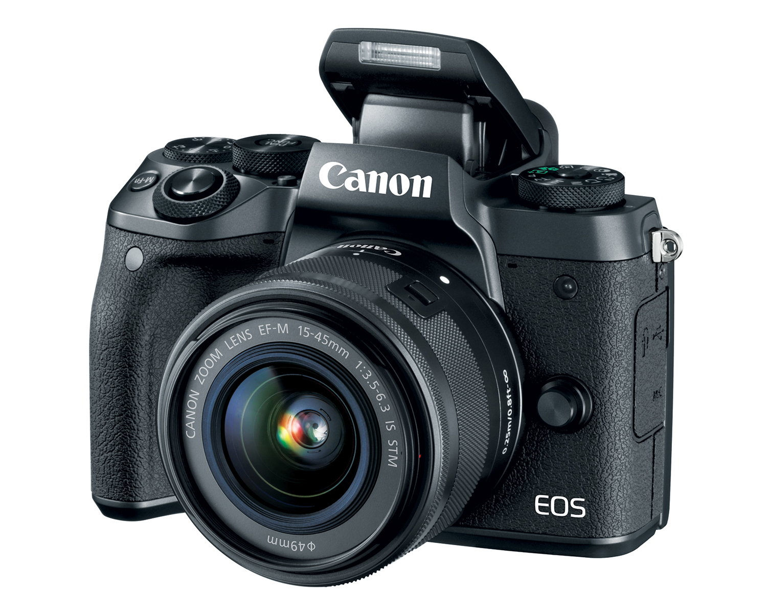 The Canon EOS M5 Mark II Will Be Announced Ahead Of Photokina 2018