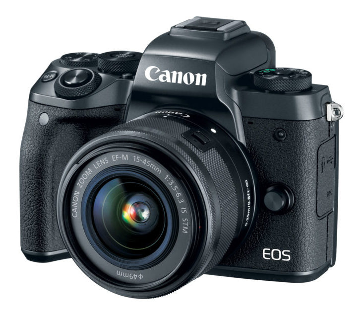 Canon Eos M5 Mark Ii Mirrorless