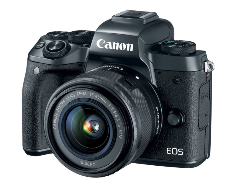 The Canon EOS M5 Mark II And EOS M6 Mark II Are Coming In 2019