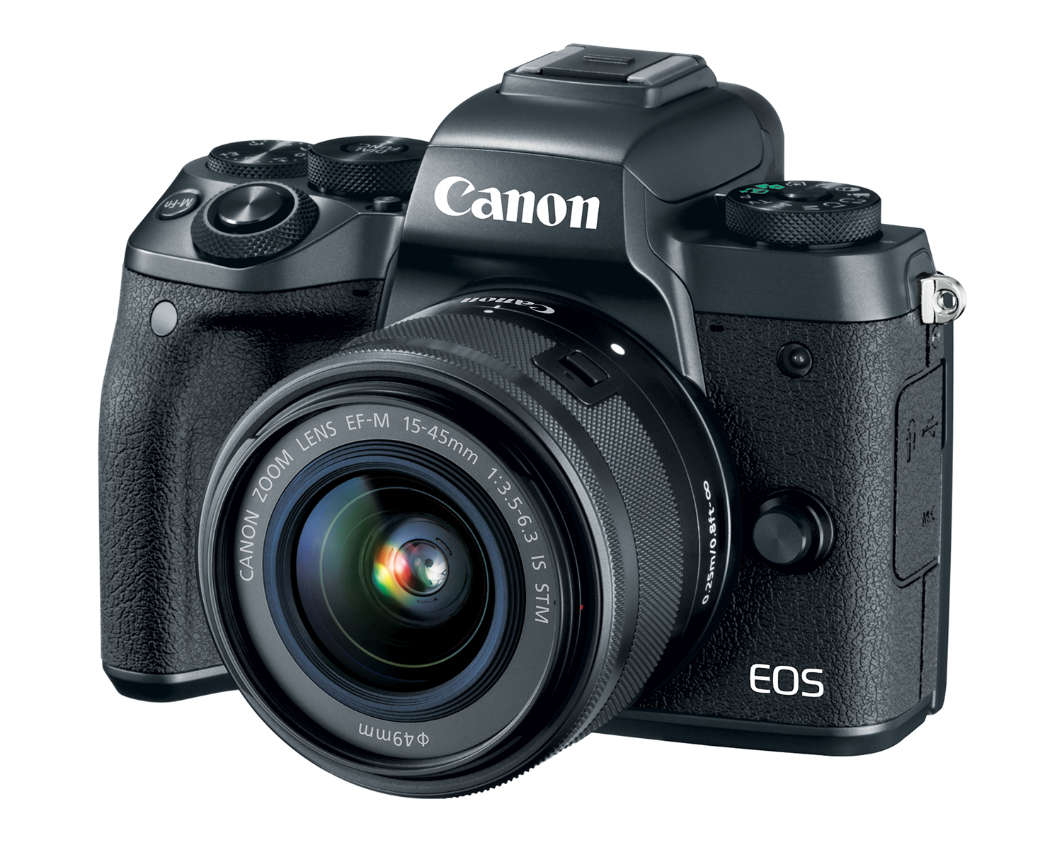 Canon EOS M5 Tutorial And User Guide Video