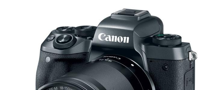 Canon EOS M5 Firmware Version 1.0.1 Released (minor Fixes)