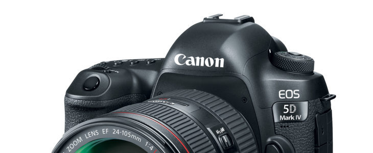 Canon EOS 5D Mark IV Firmware Update Released (ver. 1.0.2)