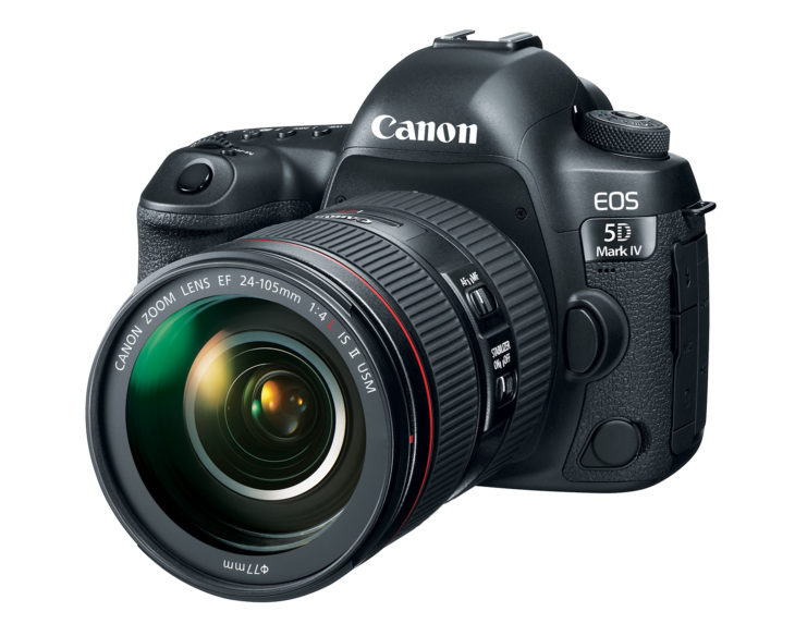 Canon EOS 5D Mark IV Getting C-Log Via Firmware Update? [CW4]