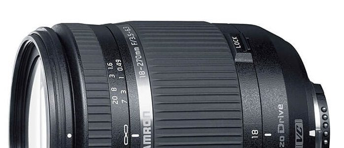 Tamron 18-270mm F/3.5-6.3 Di II VC PZD (Model B008TS) Officially Announced