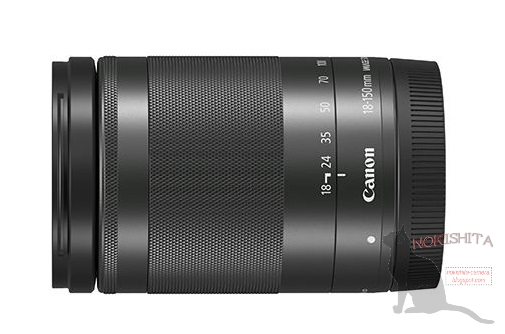 EF-M 18-150mm IS STM