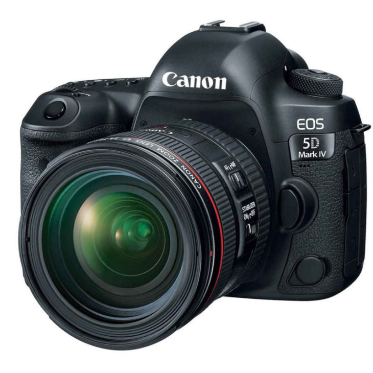 Canon EOS 5D Mark IV Last Of Its Kind, No EOS 5D Mark V?