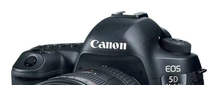 Canon EOS 5D Mark IV Tutorial Videos (4K Video, AF, AWB, GPS, Live View, More)
