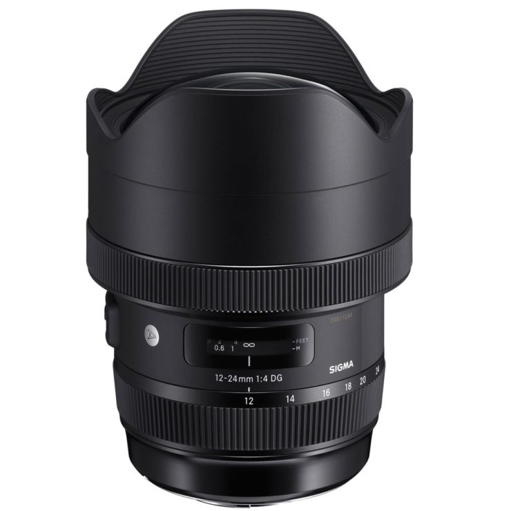 Sigma 12-24mm F/4 Art Deal DG HSM